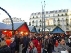 Le marché de Noël d'Angers