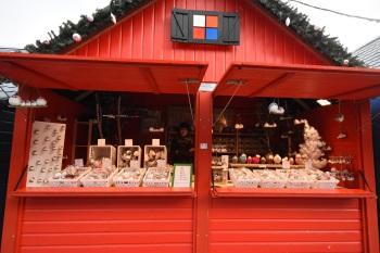 Decoration Originale Chalet Marche De Noel
