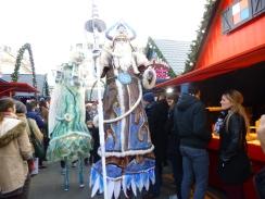 Les Chuchoteurs: un spectacle traditionnel