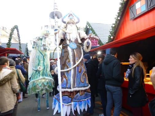 Les Chuchoteurs : un spectacle traditionnel