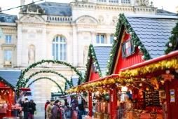 Des décors de Noël à Angers
