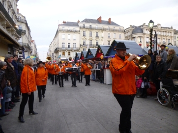 New's Fanfare s'invite à Angers