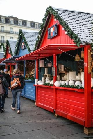 Des lampes en porcelaine sur Angers