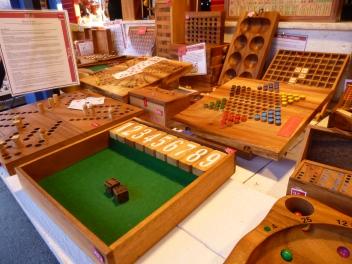 Les jeux de bois pour une ambiance conviviale et chaleureuse