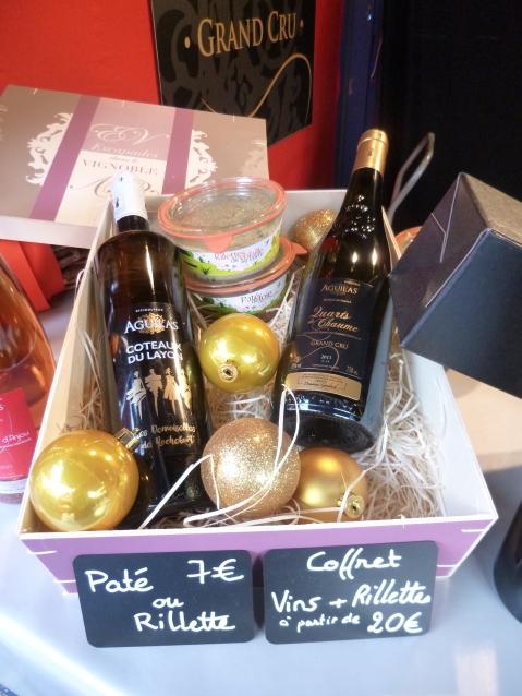 Vin chaud ou coffret de vins de Loire?